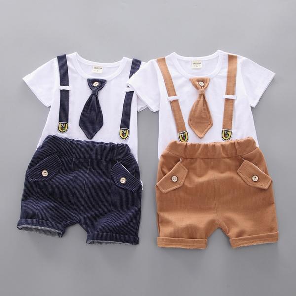 Summer, Cotton, Shorts, kids clothes
