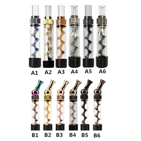 twisty, Mini, dryherbvape, Glass