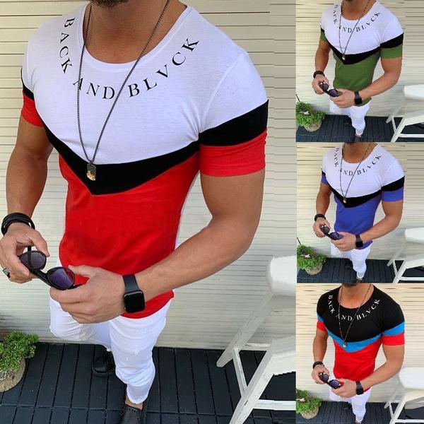 Fashion, Fashion Man, Slim Fit, Cotton Shirt