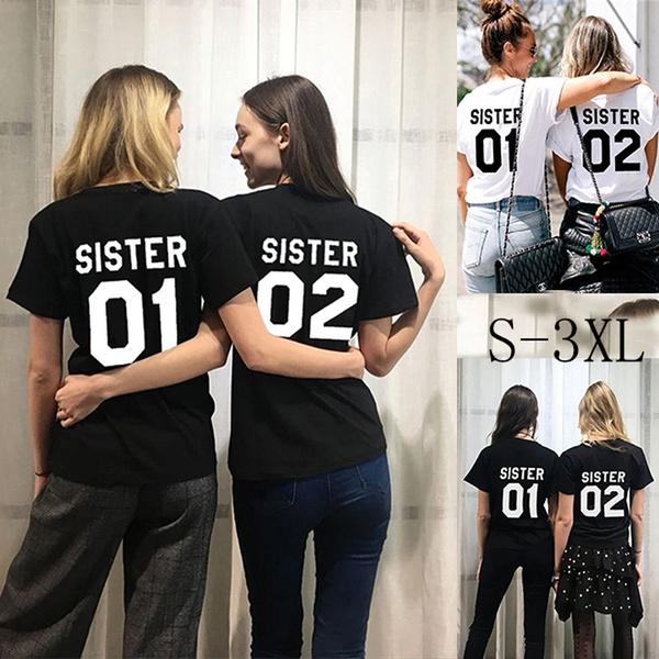 tee shirt sister 01