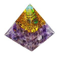 Blues, healingcrystal, pyramidecrystal, orgonepyramid
