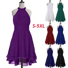 Summer, Plus Size, chiffon, chiffon dress