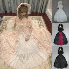 cute, Plus Size, ruffle, Vintage dress