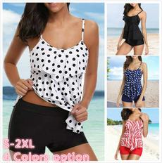 e16f1a0a8037c Summer, two piece swimsuit, Polka Dot Bikini, bikini set