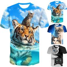 Summer, Fashion, cute, topsamptshirt