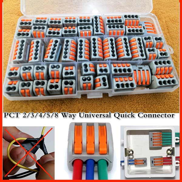 Box, electricalconnector, quickwireconnector, Storage