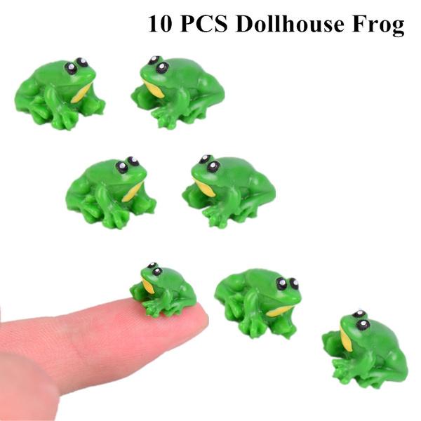 resinfrog, Mini, microlandscapedecorative, landscapediydecor