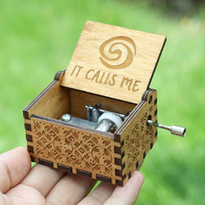 Antique, Box, musicbox, Gifts