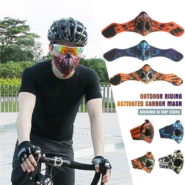 dustproofmask, halffacemask, Sports & Outdoors, hazemask
