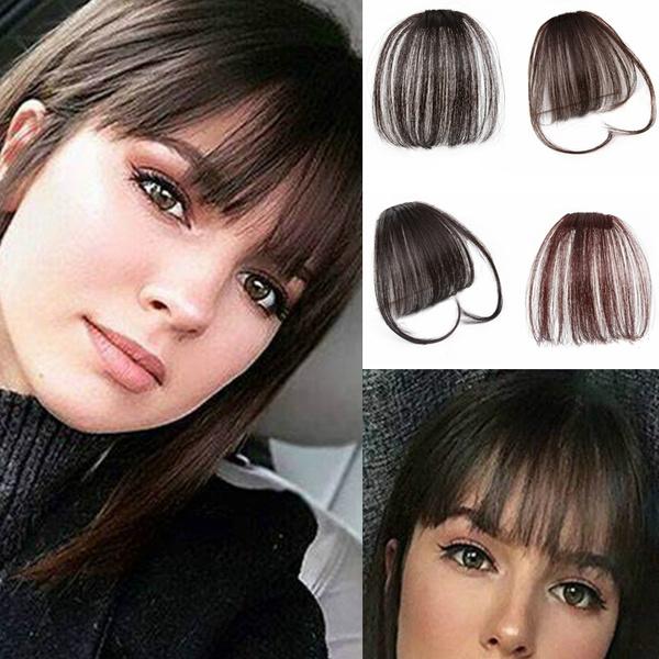 wig, hair, airbangwig, lacefronthumanhairwig