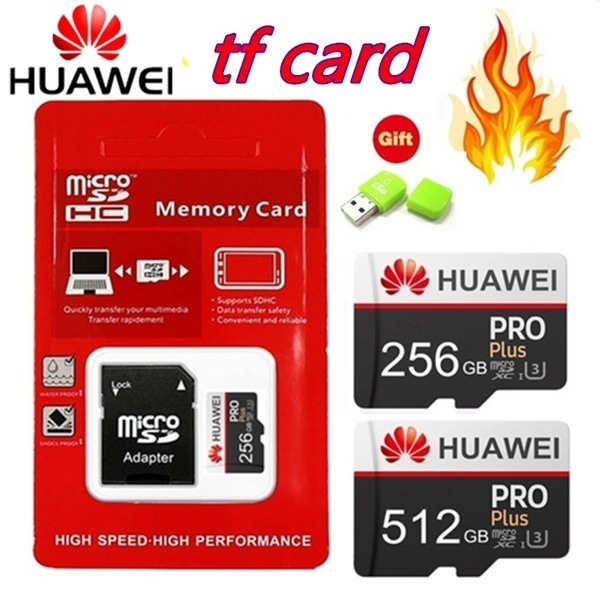 Hot 2019 Best seller huawei High speed 3 0 Micro SD card Class10 TF card  32gb 64gb 128gb 256gb 512gb High Speed memory card