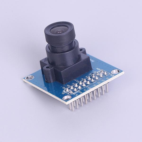CIF VGA OV7670 CMOS Camera Module Lens 640X480 Standard SCCB interface For I2C