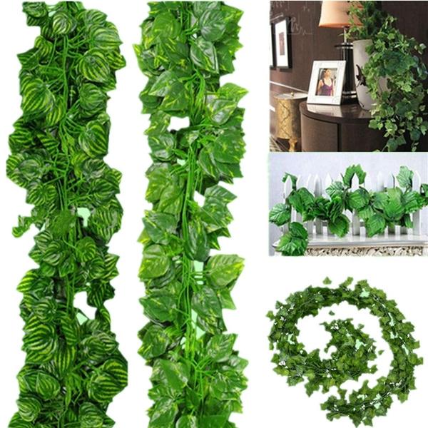 homegardendecoration, decoration, artificialleaf, hangingleaf