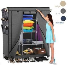 storagerack, Closet, Cloth, Home & Living