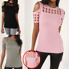 Plus Size, Women Blouse, Shirt, summer t-shirts