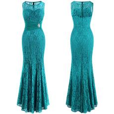 lace dresses, Prom, Lace, long dress