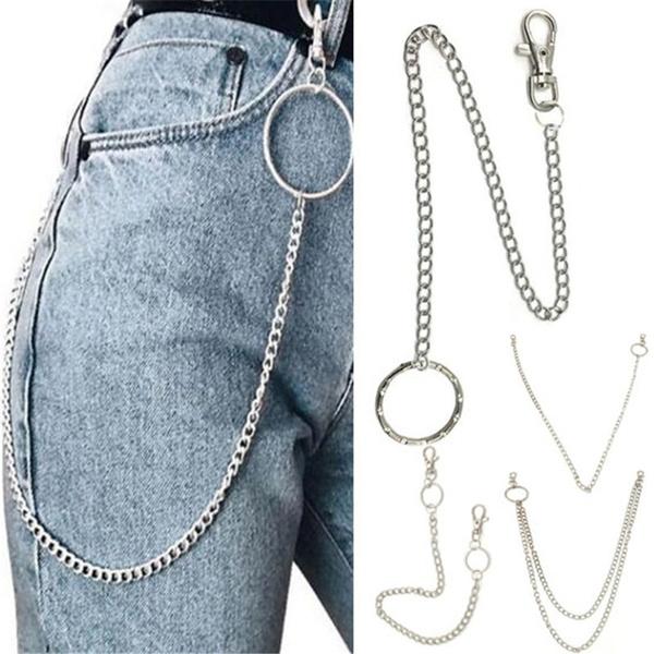 Fashion, Chain, pants, Metal