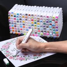 Art Supplies, sketch, copicmarker, art