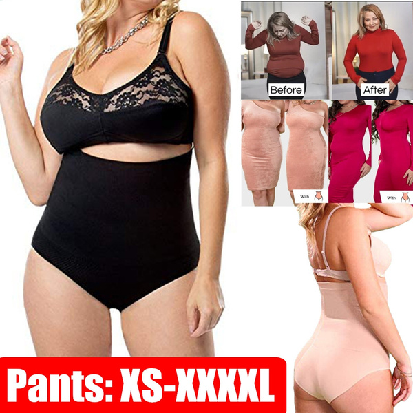 Shapermint Ultra-Thin High-Waisted Shaper Panty-Body Shaper Pants Makes ANY  Outfit Look Flawless !
