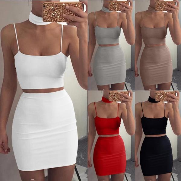 Summer, Club Dress, Plus Size, high waist