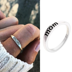 Fashion, Love, creativering, Silver Ring
