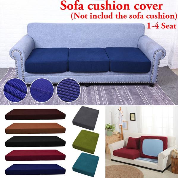 Waterproof Stretchy Sofa Seat Cushion