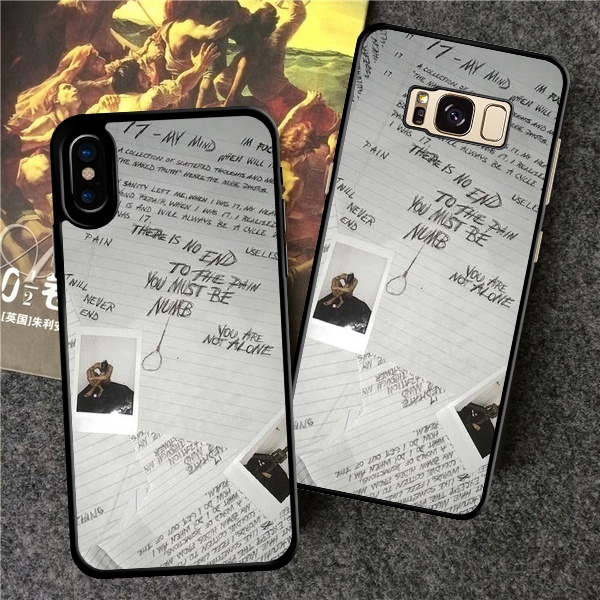 rip XXXTENTACION 2 phone case iPod iPhone Samsung LG Google HTC
