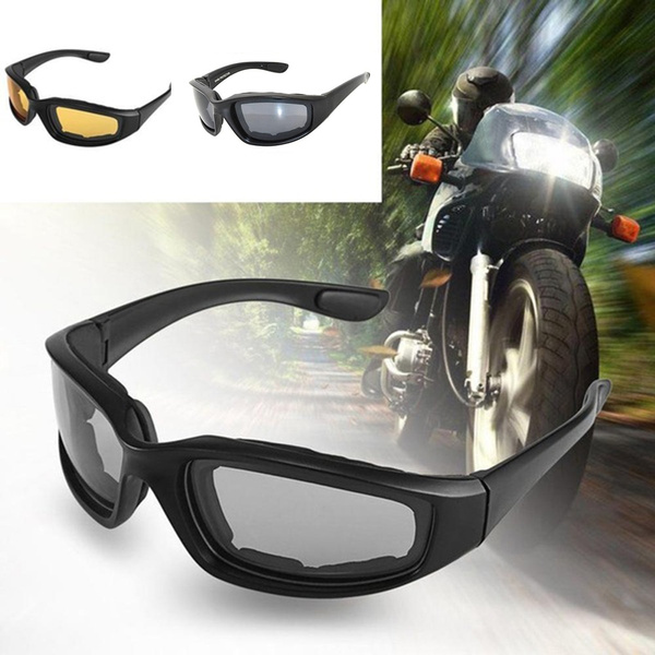 Windproof Protective Gears Scooter Sunglasses Motorcycle Riding Glasses Goggles