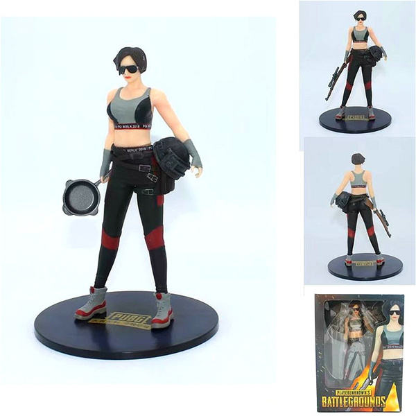 "PUBG Playerunknown/'s Battlegrounds 6/"" Action Figure Toy PVC Statue Collectible"