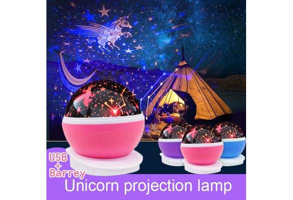 Unicorn Projector Night Light