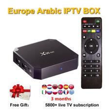 X96mini Android TV Box Arabic IPTV 3 months ULTRA IPTV