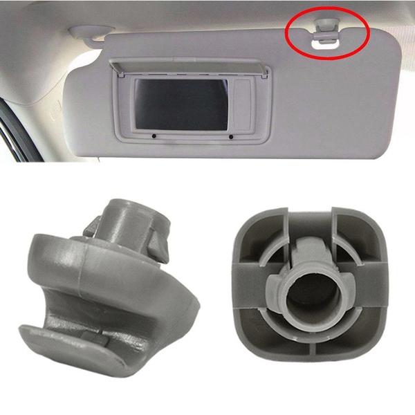 Sun Visor Clip for Honda 98-07 Accord 96-04 Civic 07-11 CR-V 03-05