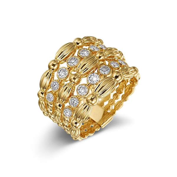 czring, openworkring, Gifts, fashion ring