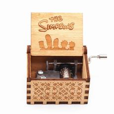 Antique, Box, cartoontvserie, musicbox