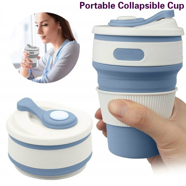 Summer, Coffee, retractablecup, portable