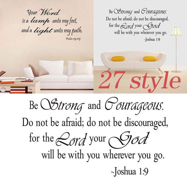 wallstickersblack, fashionprayer, sleepinpeace, bible