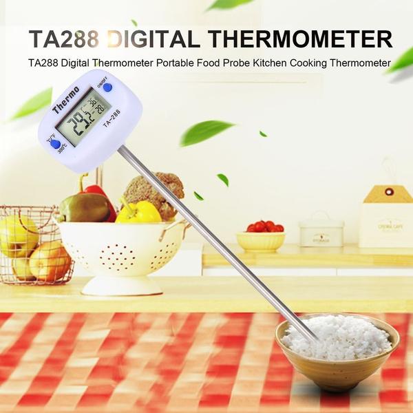 cookingthermometer, temperaturegauge, 200cthermometer, Cooking