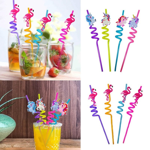 unicornparty, kidspartyfavor, drinkingstraw, juicestraw