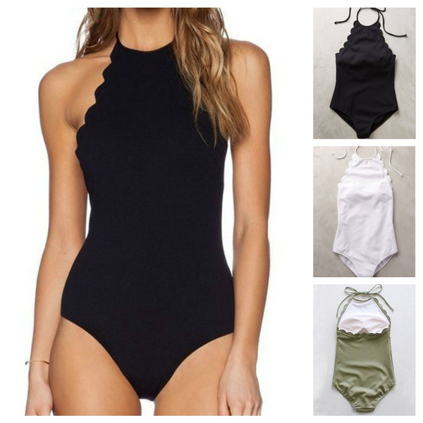 Summer, Fashion, Swimming, Halter