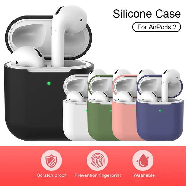 airpods2sleeve, Box, Silicone, earphonecase