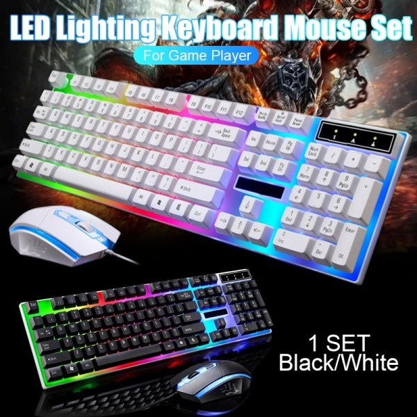 Keyboard Mouse USB Adapter Anti-slip Wheel For PS4 Xbox One And 360 Gaming Set