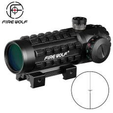 Hunting, Optic, Rifle, rail
