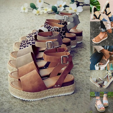 casual shoes, Summer, Sandalias, fish