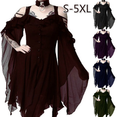 Goth, Fashion, Cosplay, Sleeve