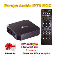 qhdtv, Box, franchiptv, TV