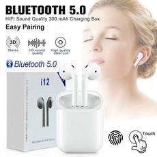 Box, Headset, i12tw, Earphone