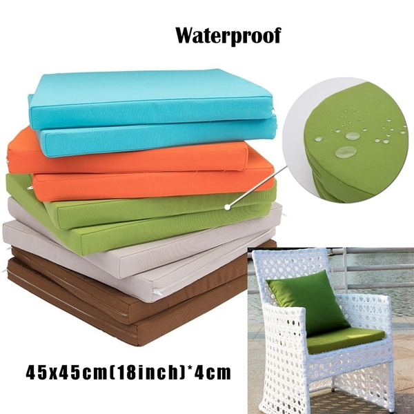 8pcs Waterproof Outdoor/Indoor Furniture Cushions Replacement Deep Seat  Cushion for Patio Chair Furniture Sofa Cushion