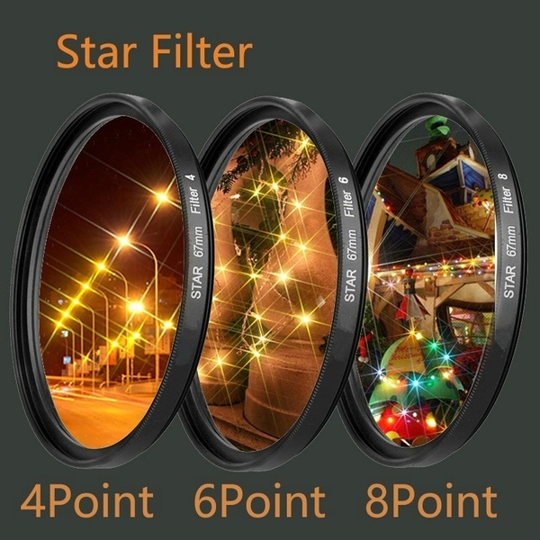 Maximal Power 49mm 4 Points Star Filter
