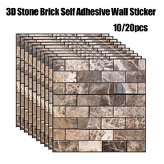 bricksticker, Decor, Fashion, art