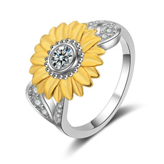 Sterling, Flowers, 925 sterling silver, Jewelry
